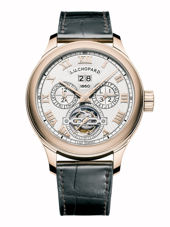 L.U.C 150 All-in-One 18-carat rose gold LIMITED EDITION