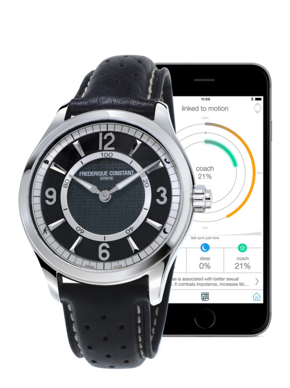 Horological Smartwatch Gents Notify