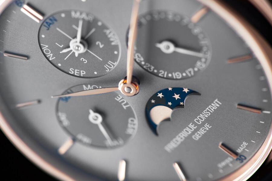 Frederique Constant Slimline Perpetual Calendar Manufacture Timepieces - Polo Luxury Nigeria