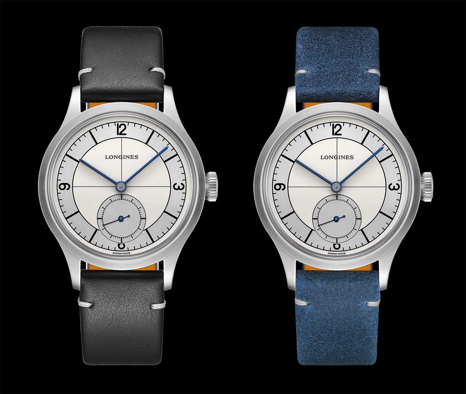 Longines - Heritage Classic Sector Dial - Available At Polo Luxury Nigeria