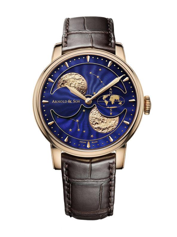 HM Double Hemisphere Perpetual Moon